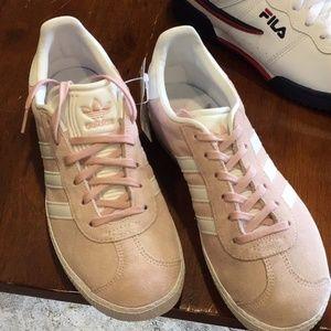 Gazelle Pale Pink/Nude Sneaker NWOT